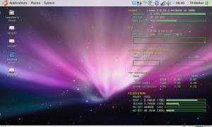 My Eee Desktop - April 2010